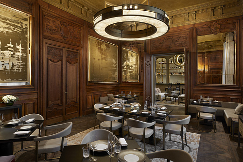 Maison Villeroy: the Trente-Trois restaurant earns a Michelin star in the 2021 Guide